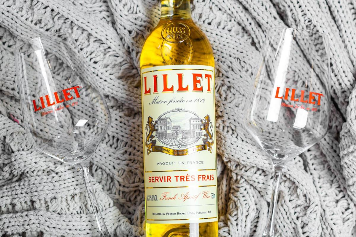 Versatile Liqueur: Lillet Blanc