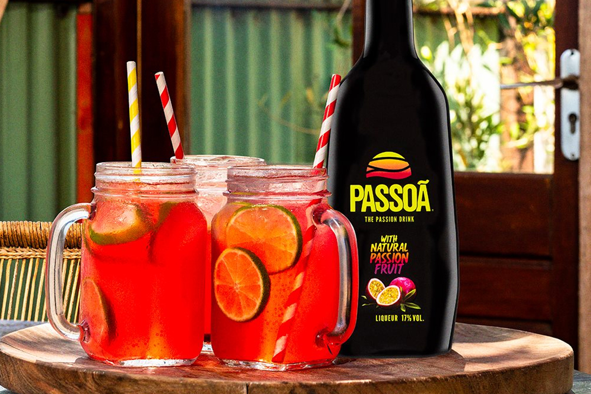 Versatile Liqueur: Passoã Passion Fruit Liqueur