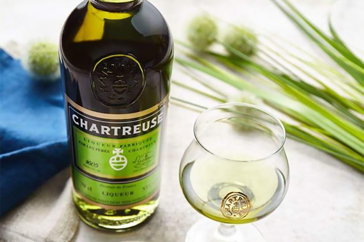 Versatile Liqueur: Chartreuse