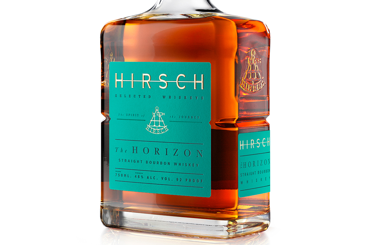Hirsch The Horizon Straight Bourbon (Batch AAH0320)