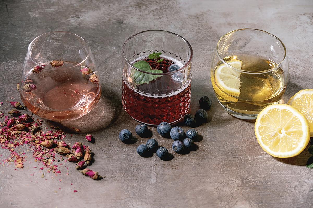 Making Liqueurs: Flavored spirits