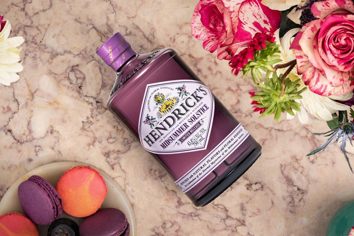 mother's day spirit: Hendrick's Midsummer Solstice