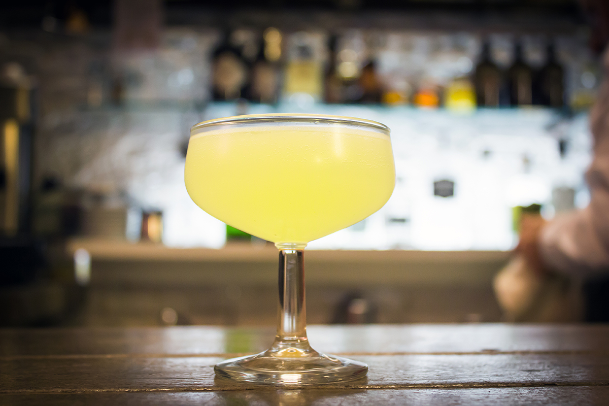 world cocktail: Daiquiri