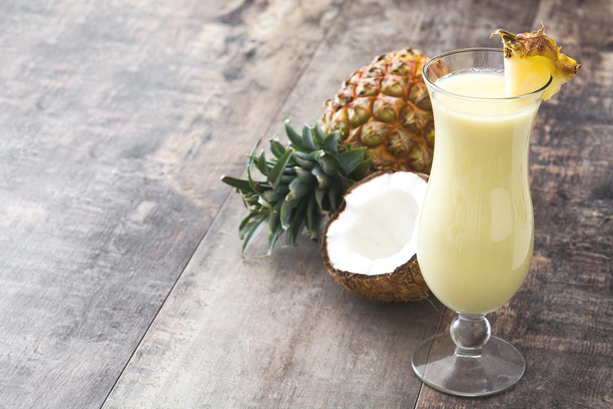 world cocktail: Piña Colada