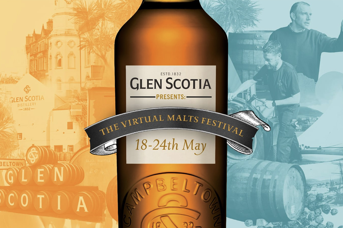 WhistlePig HomeStock Whiskey: Glen Scotia Virtual Malts Festival