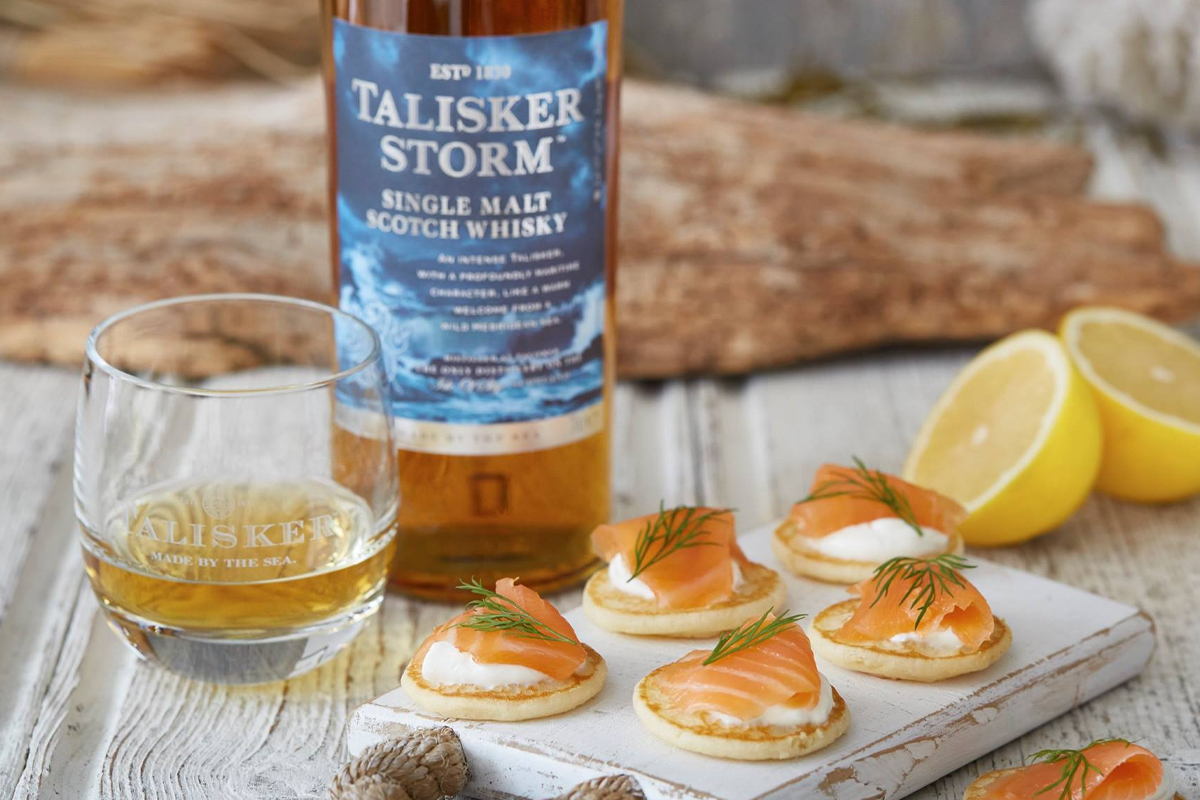World Whisky: Talisker Storm