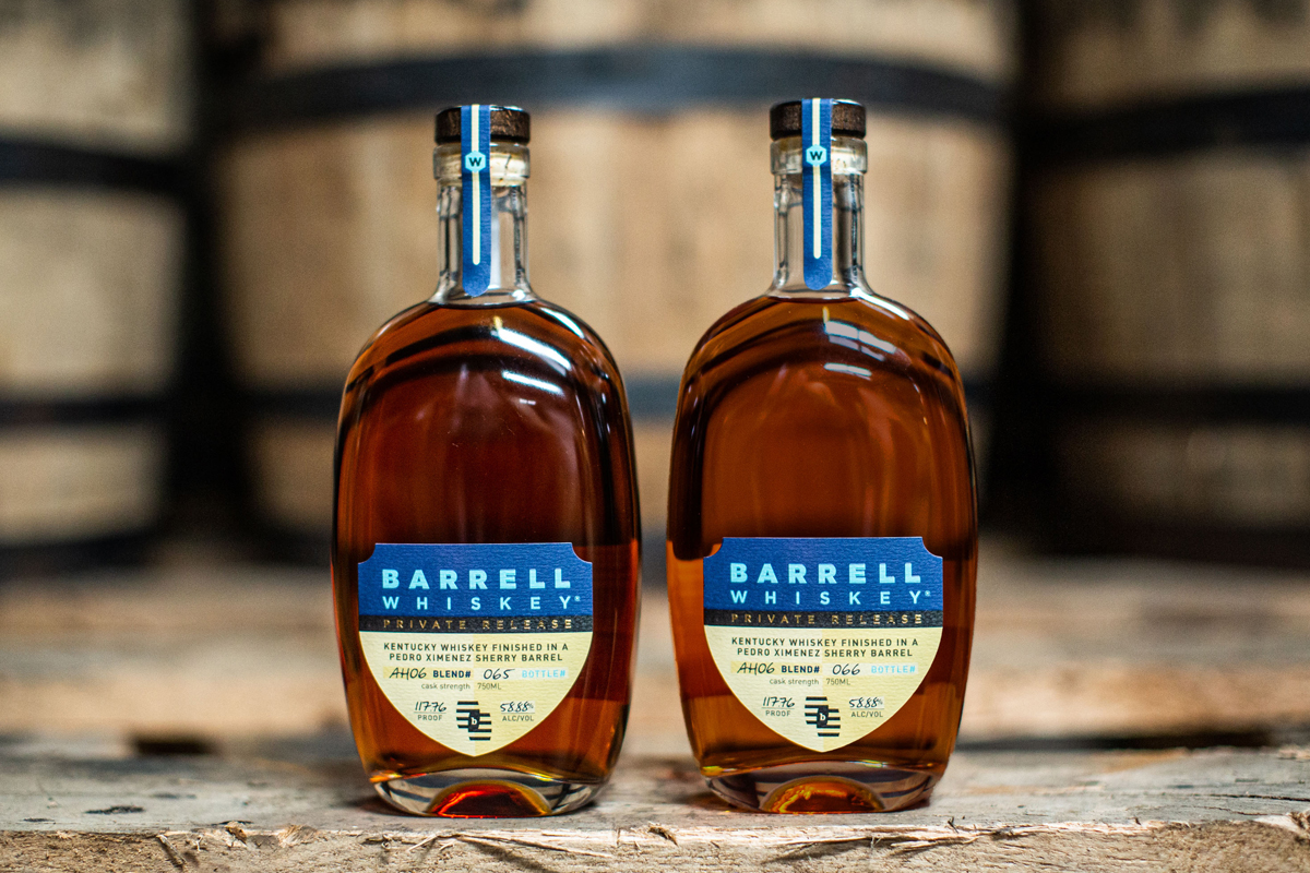 Wild Turkey Master's Keep: Barrell Craft Spirits Launches Private Releases