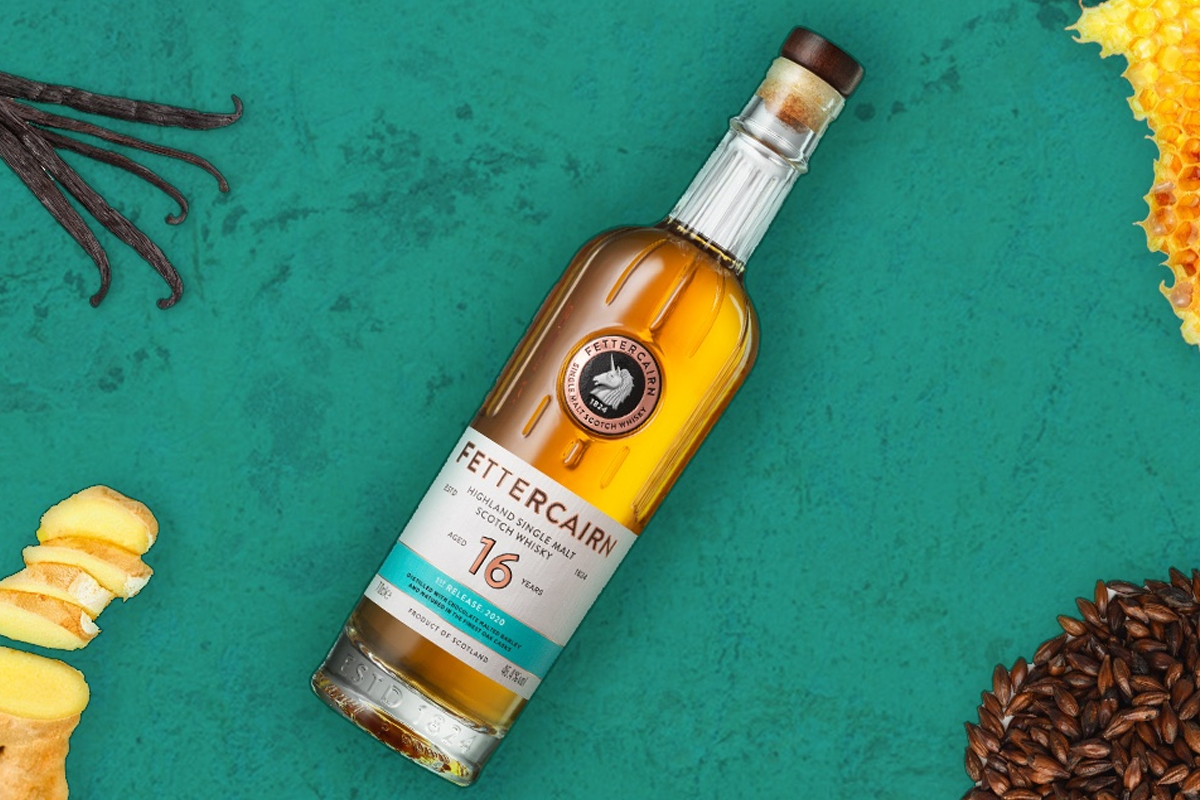 Big Peat 8 Year A846: Fettercairn 16 Year 1st Release