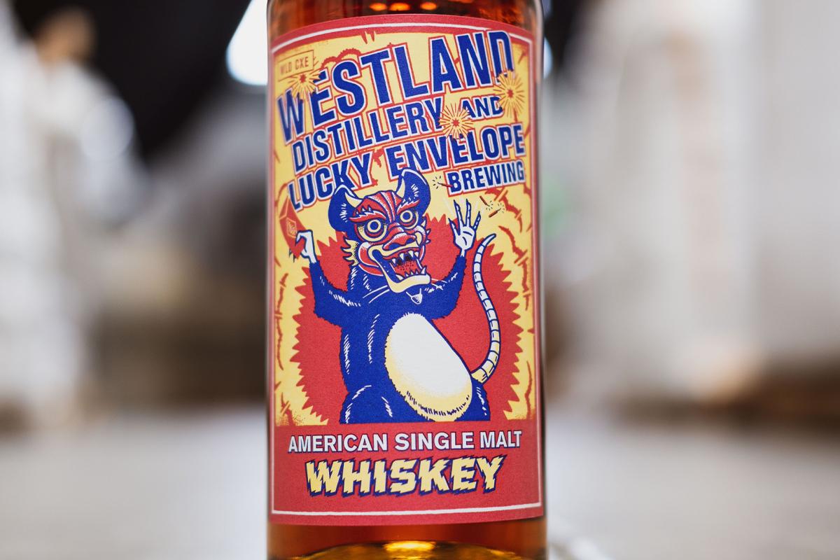 Casa Dragones Barrel Blend: Westland Lucky Envelope Cask Exchange
