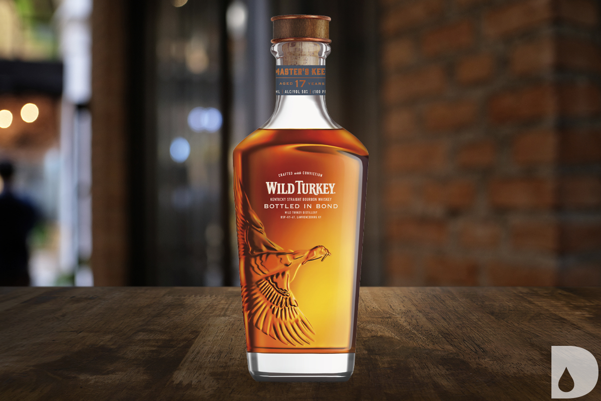 father's day whiskeys: Wild Turkey Master's Keep Bottled in Bond 17 Year