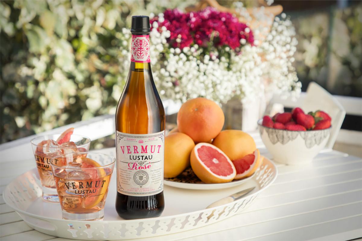 Vermouth Styles: Lustau VermutRosé