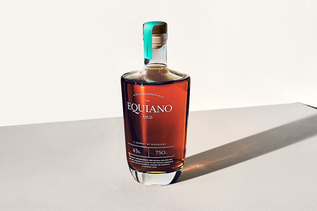 Old Forester Birthday Bourbon 2020: Equiano Rum