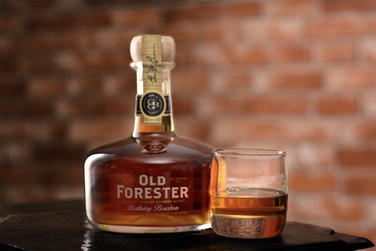 Old Forester Birthday Bourbon 2020: Old Forester Birthday Bourbon 2020