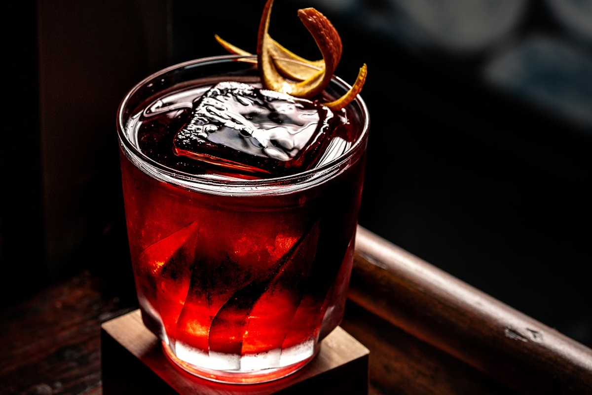 campari cocktails: Negroni