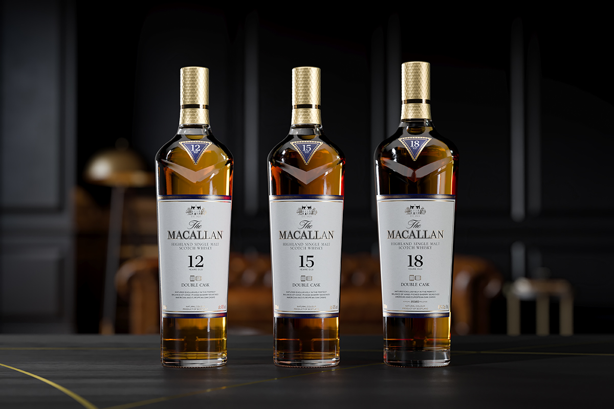 The Macallan Double Cask 15 Year