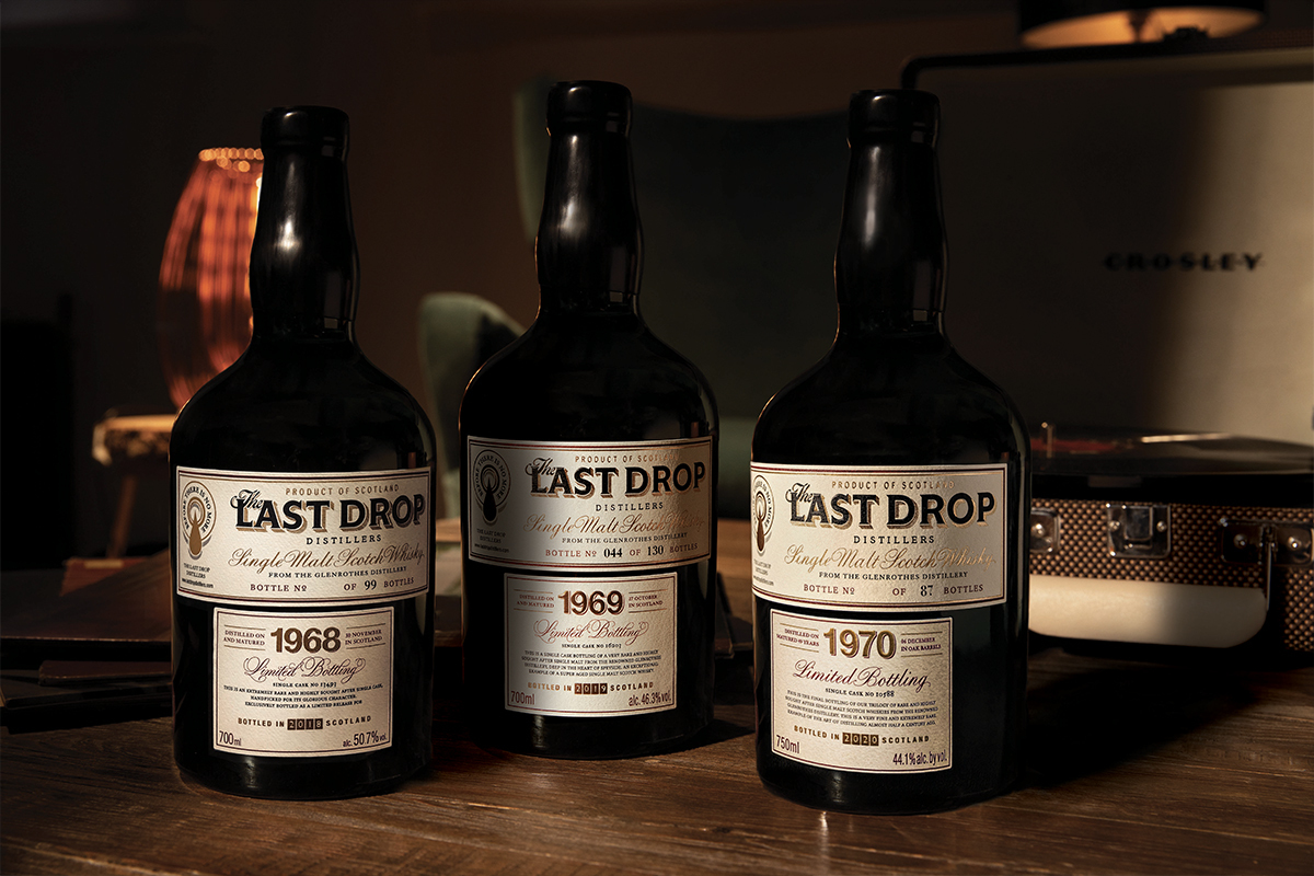 The Last Drop 1970 Glenrothes