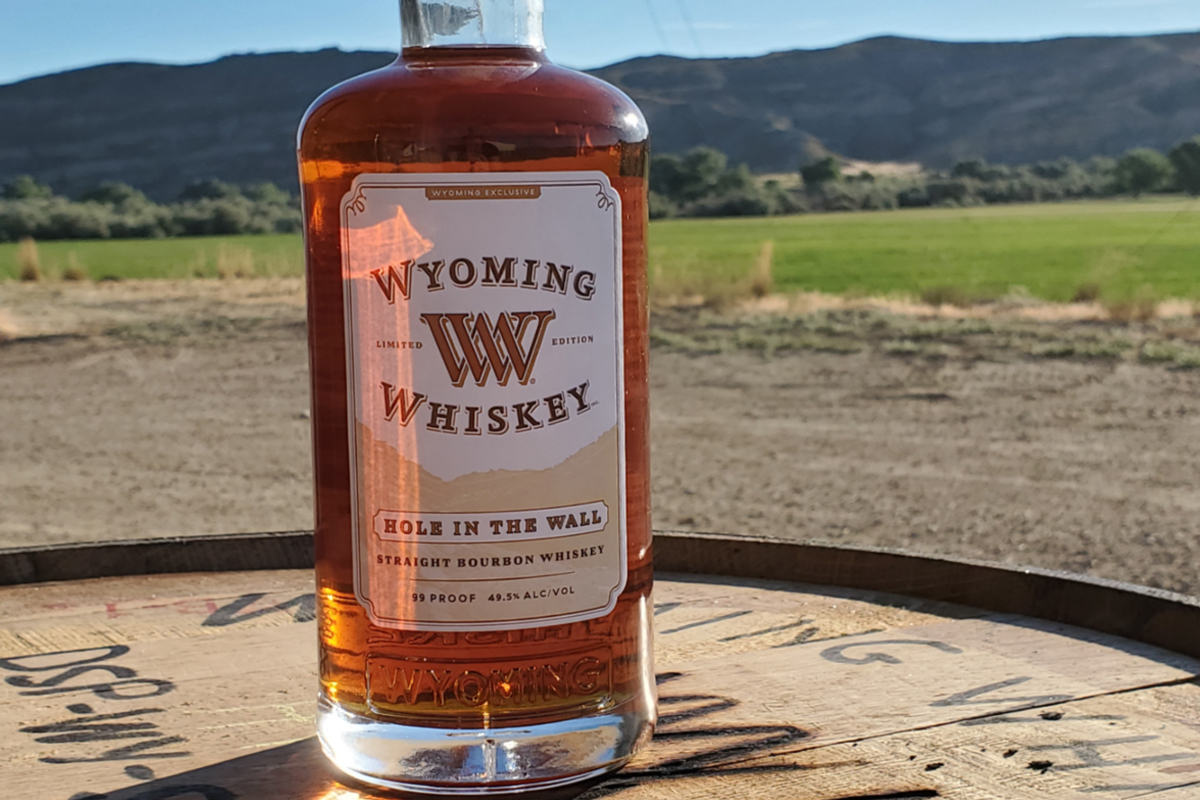Wyoming Whiskey Hole In The Wall
