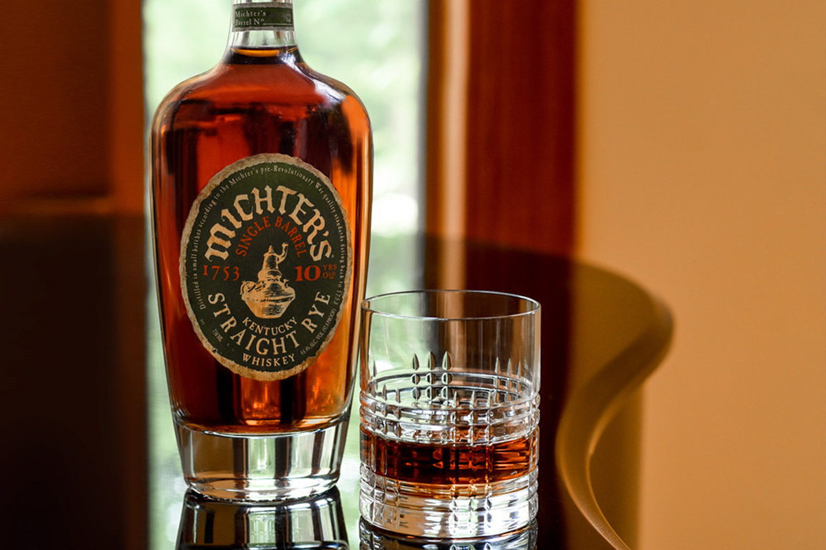 Nikka Days: Michter's 10 Year Single Barrel Kentucky Straight Rye