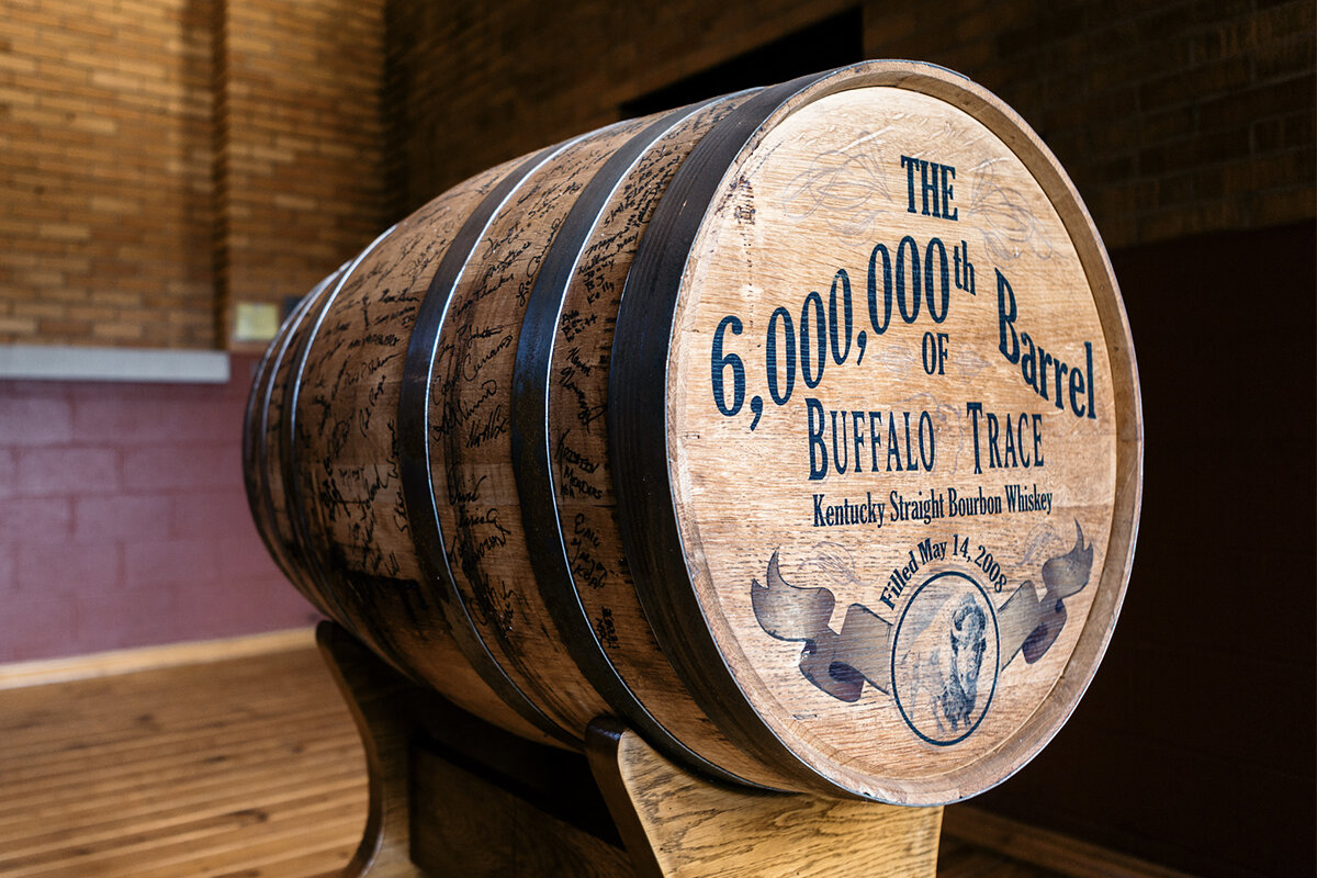 Nikka Days: Buffalo Trace's 6 millionth barrel