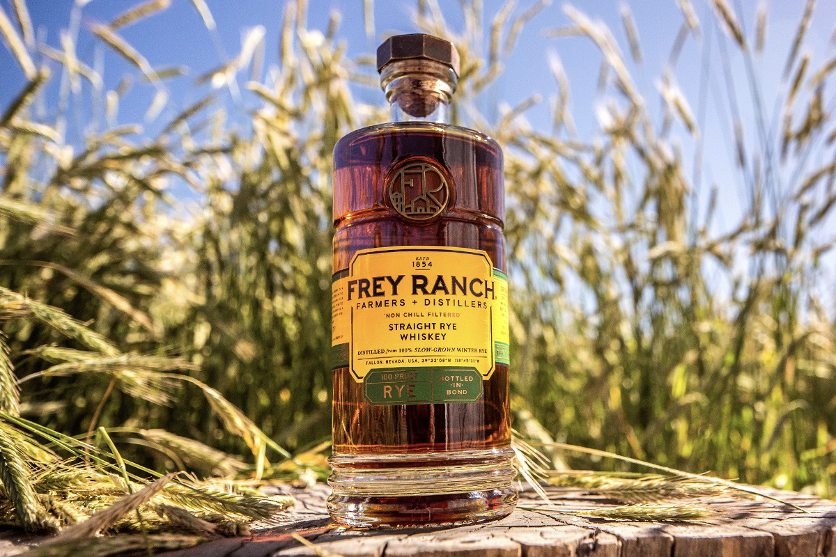 Balcones Lineage: Frey Ranch Straight Rye