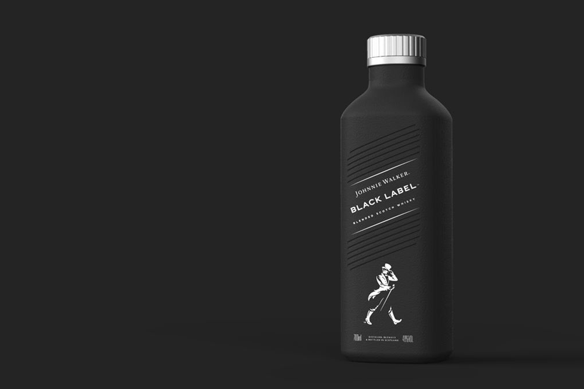 Balcones Lineage: Diageo's 100% Plastic-Free Paper-Based Bottle