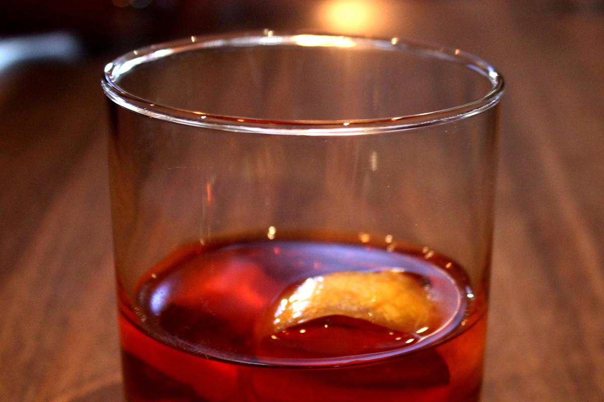 absinthe cocktails: Sazerac