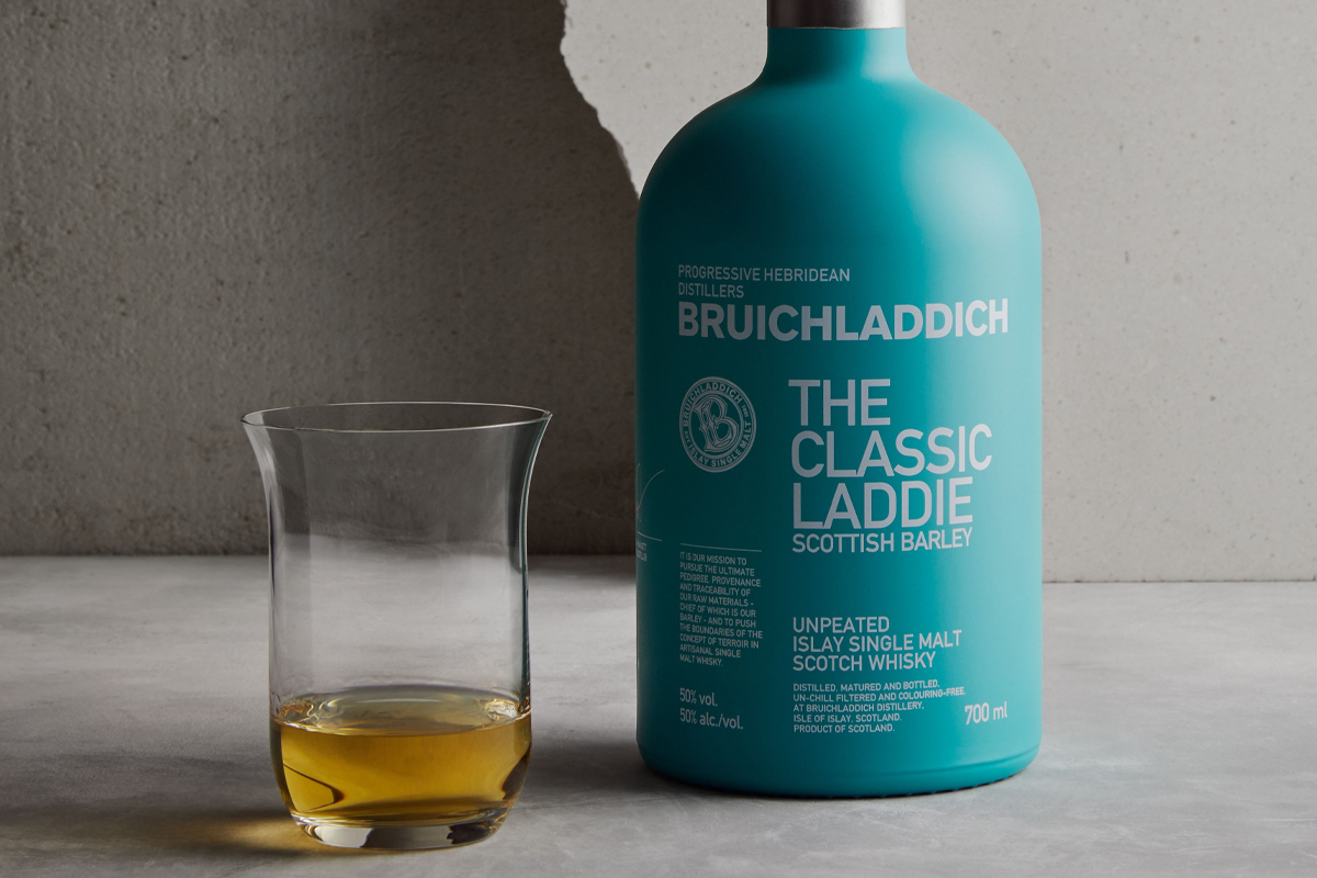 Elijah Craig Toasted Barrel: The Classic Laddie