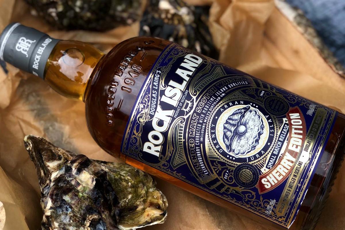 Westland Outpost Range: Rock Island Sherry Edition