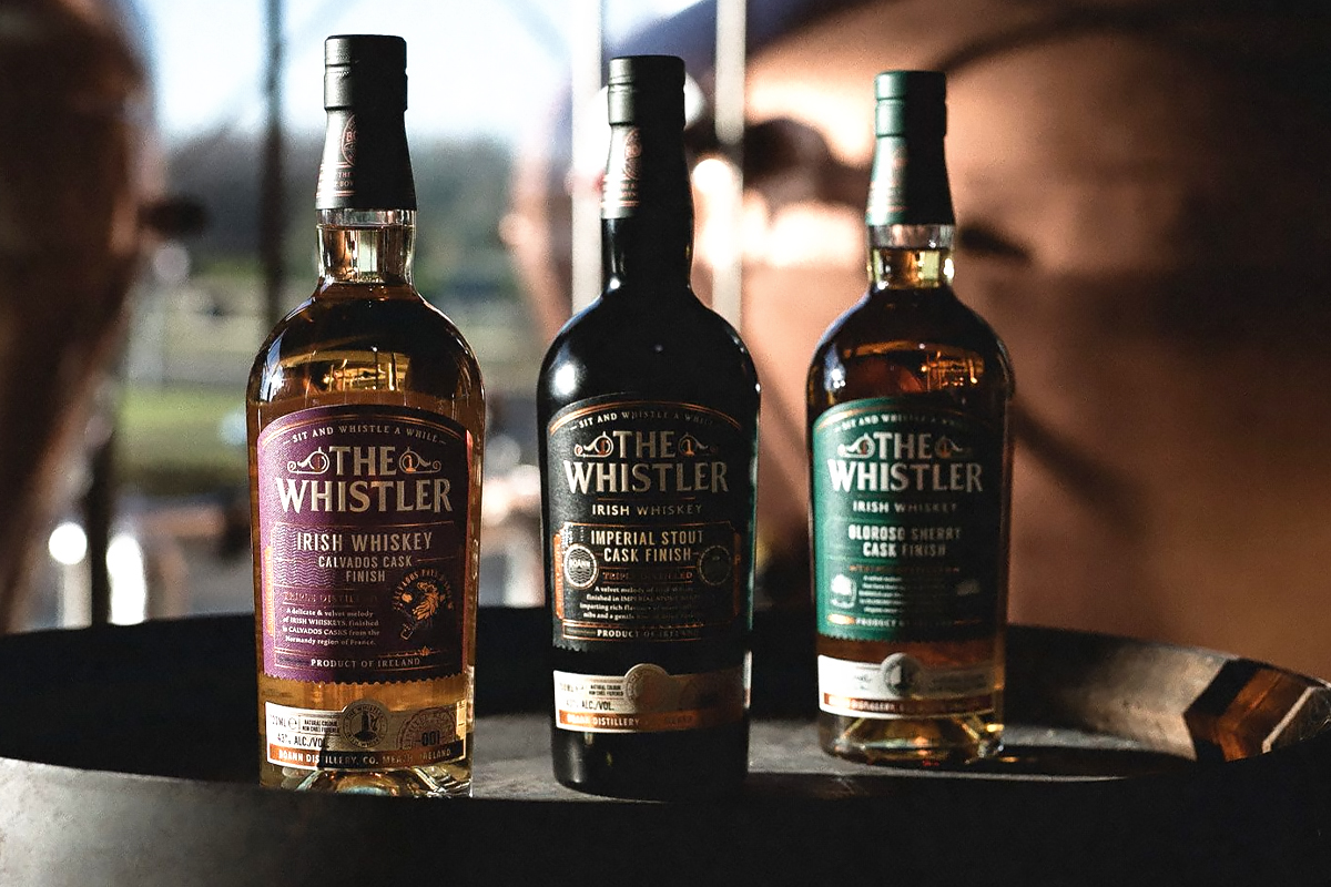 Westland Outpost Range: The Whistler Cask Finish Series