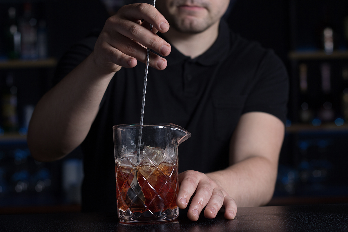 Cocktail Mistakes: Ice in a cocktail