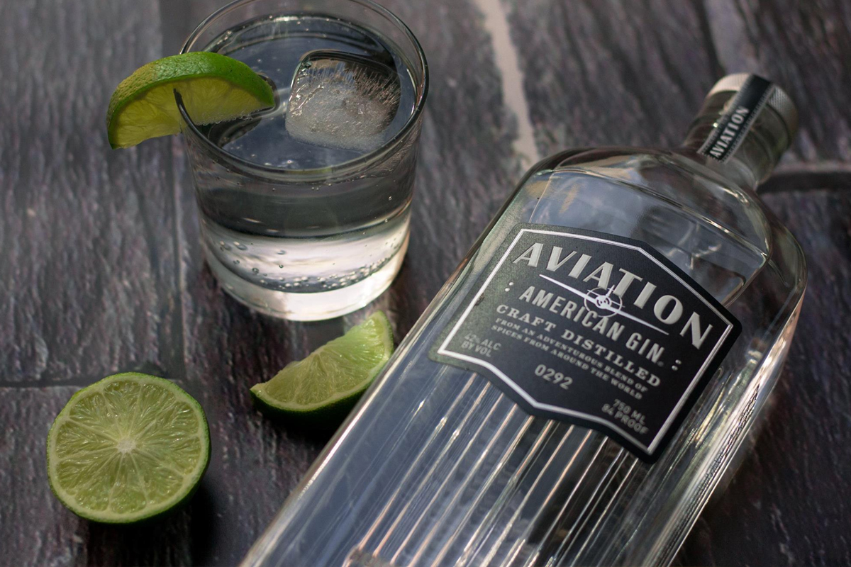Little Book Chapter 4: Aviation Gin