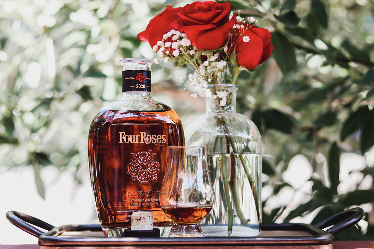 Four Roses 2020 Limited Edition Small Batch Bourbon