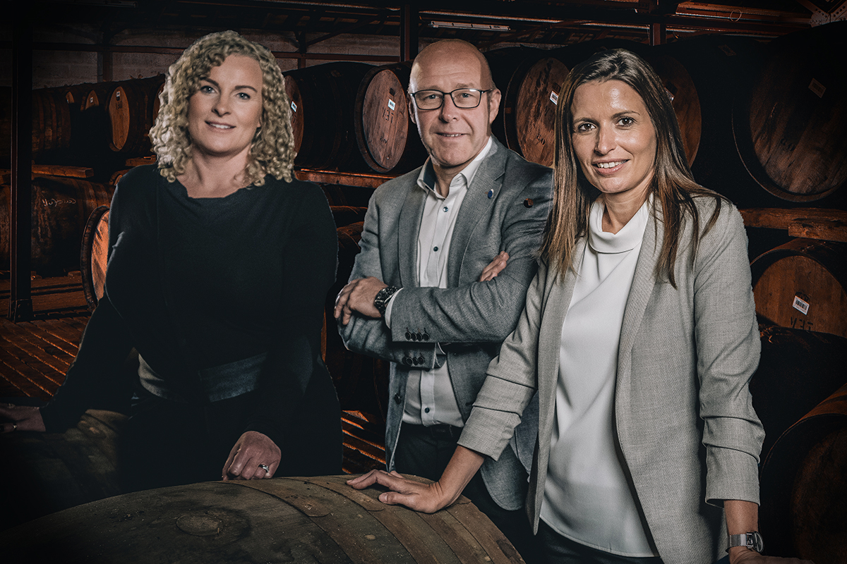 The Macallan Whisky Mastery Team