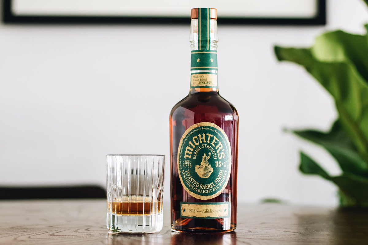 Four Roses 2020 Limited Edition: Michter's US*1 Toasted Barrel Finish Rye