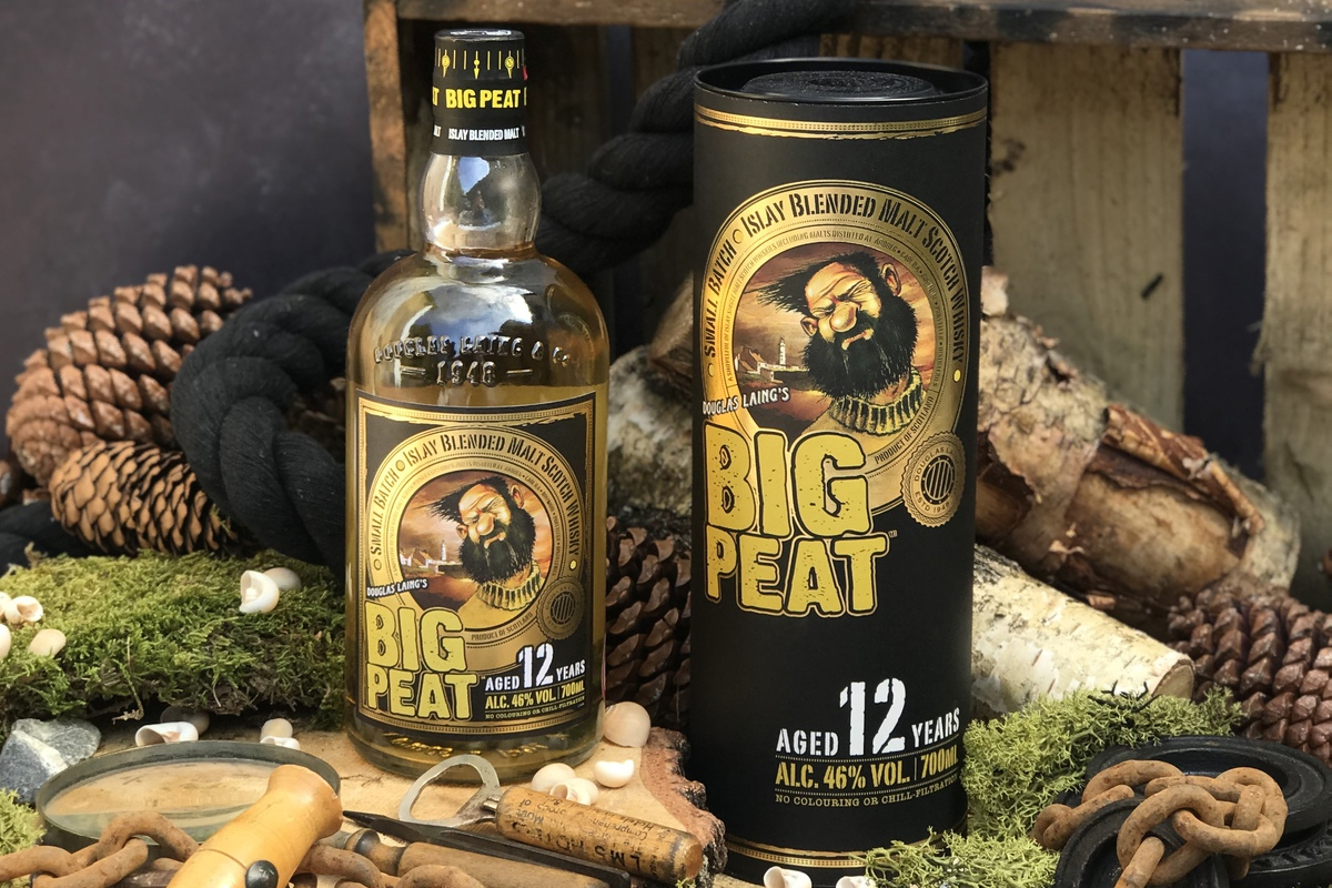 Four Roses 2020 Limited Edition: Big Peat 12 Year