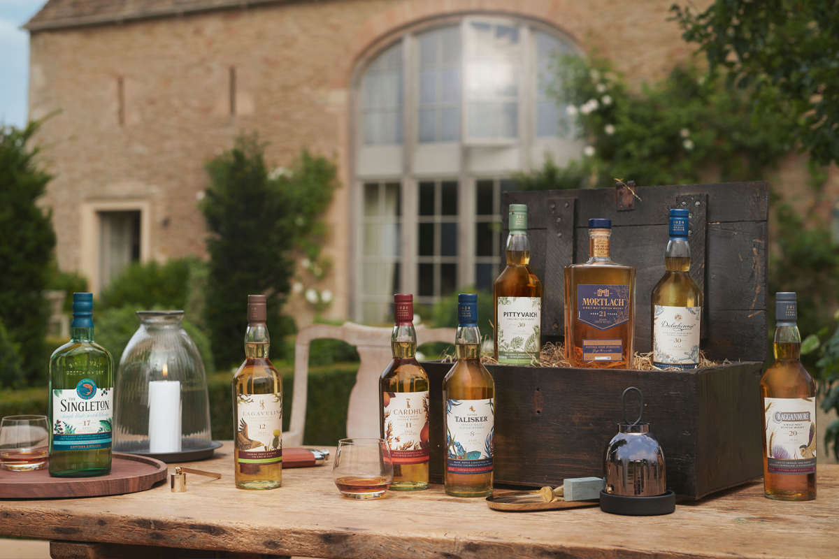 Diageo 2020 Special Releases