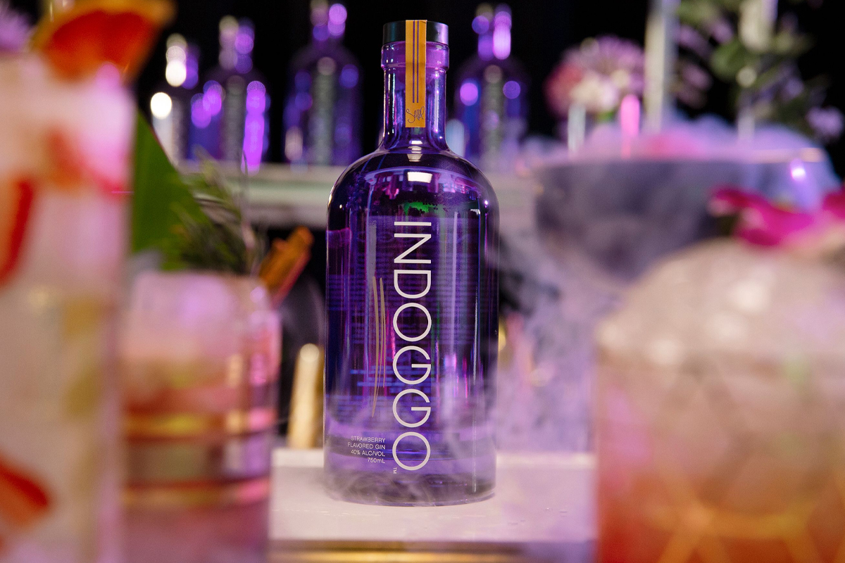 Diageo 2020 Special Releases: INDOGGO Gin