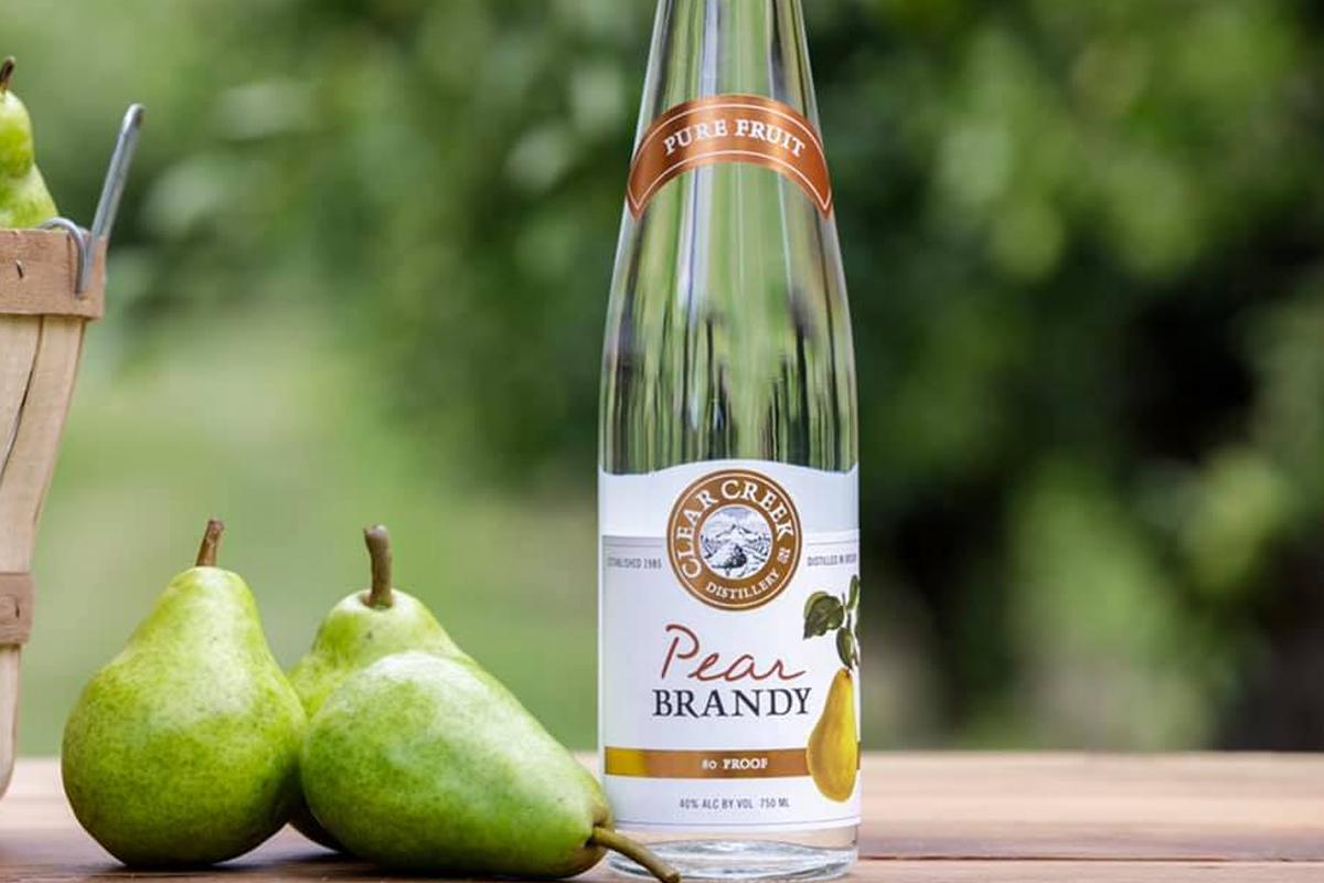 Hood River Distillers: Clear Creek Pear Brandy