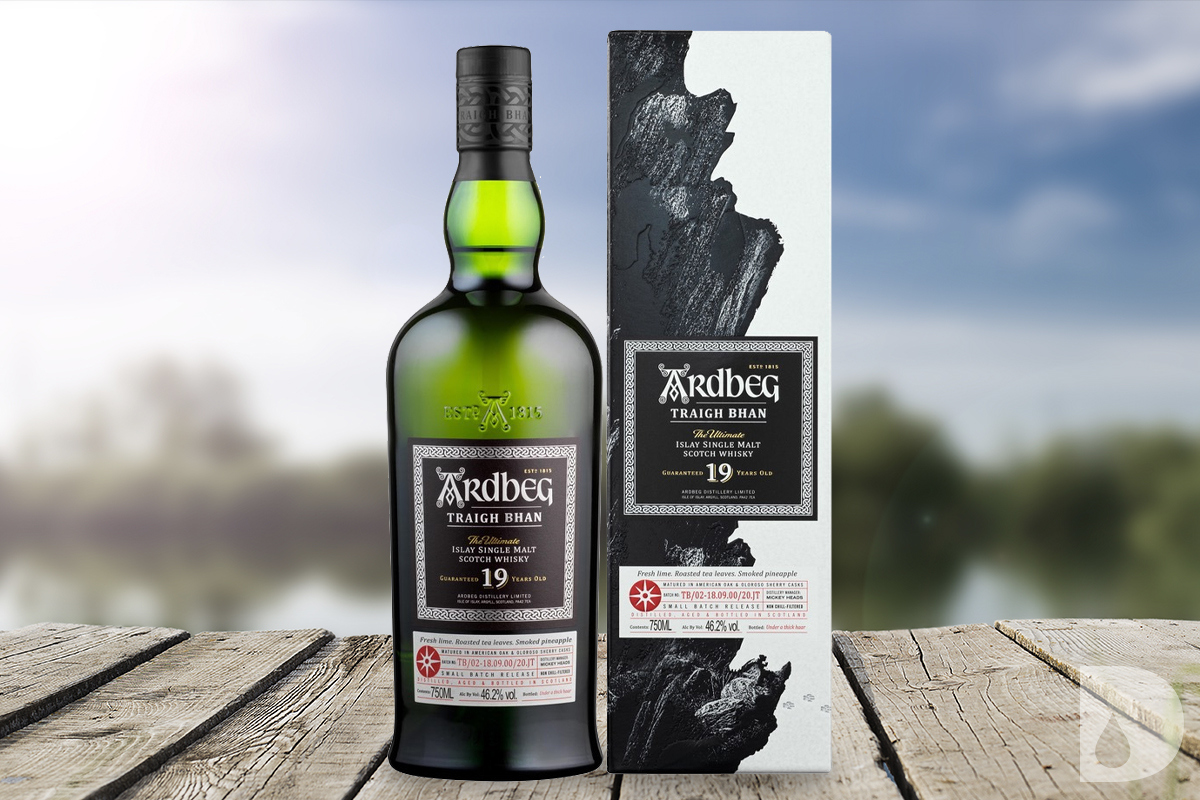 Octomore 11: Ardbeg Traigh Bhan 19 Year (2020 Release)