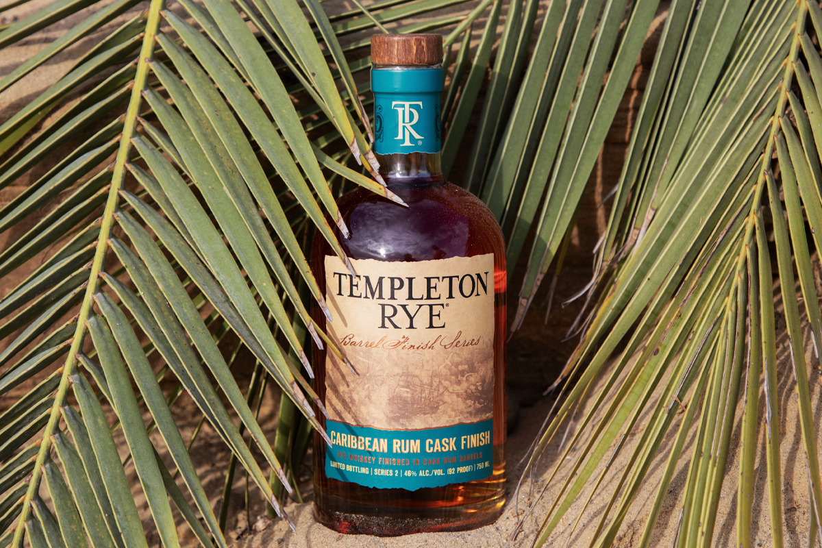 Octomore 11: Templeton Rye Caribbean Rum Cask Finish