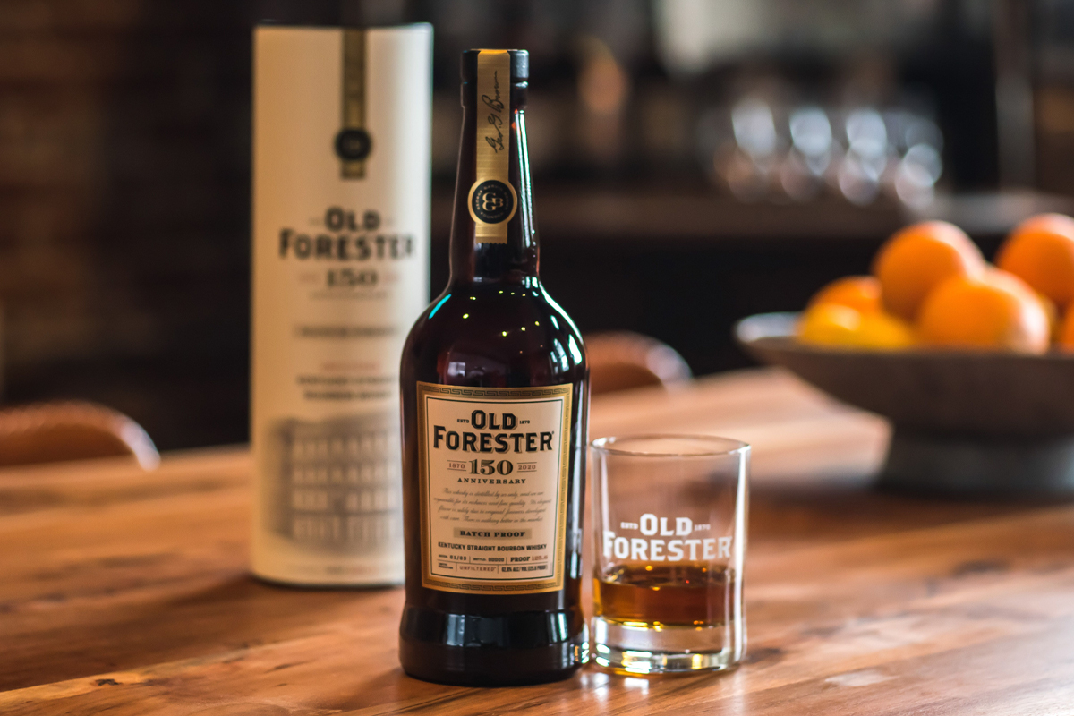 Old Forester 150th Anniversary Batch 01