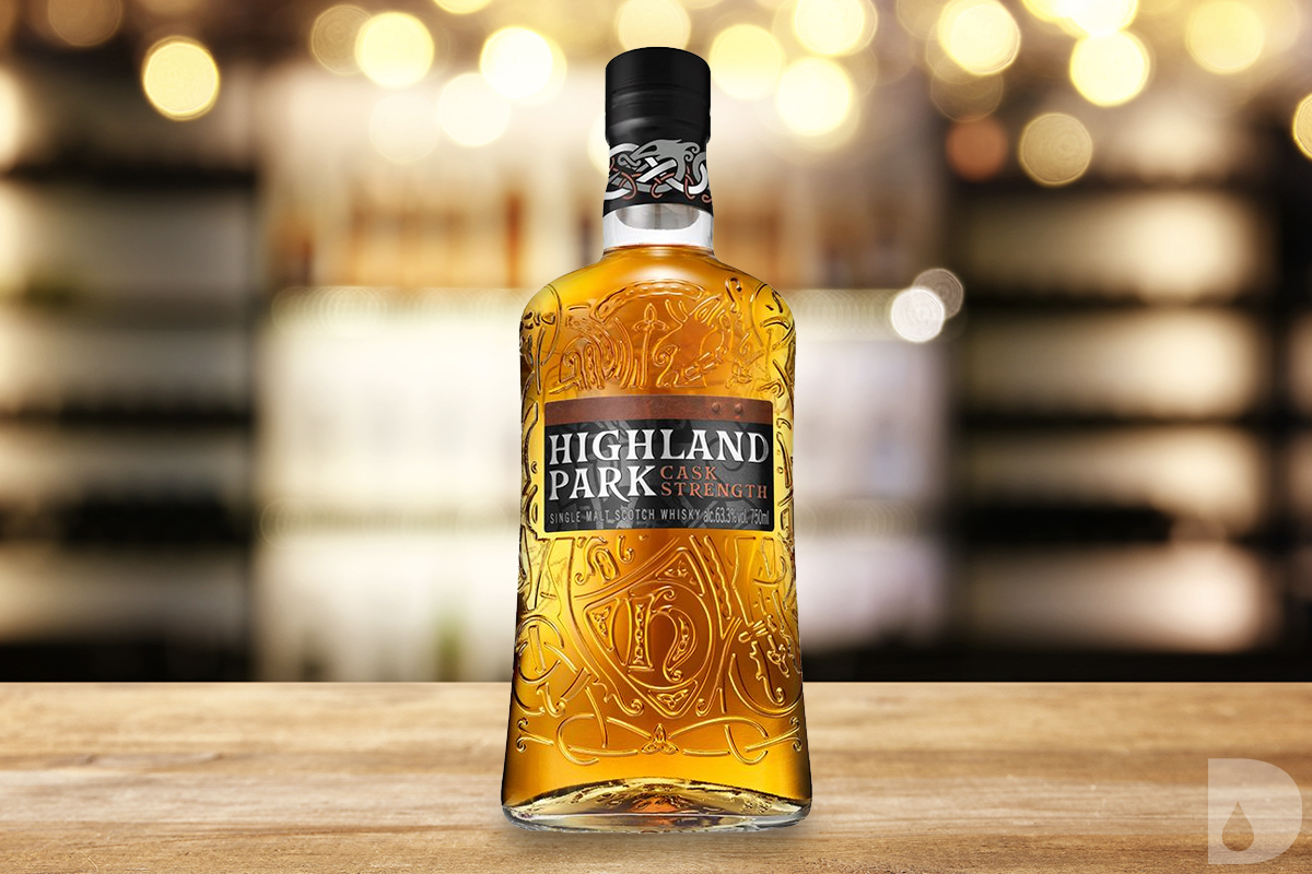 Highland Park Cask Strength Edition No. 1