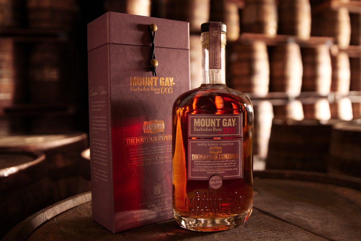 Highland Park Cask Strength: Mount Gay The Port Cask Expression