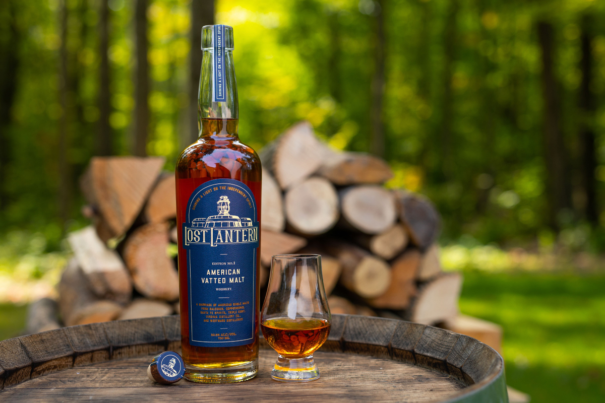 Teeling Blackpitts: Lost Lantern American Vatted Malt Edition No. 1