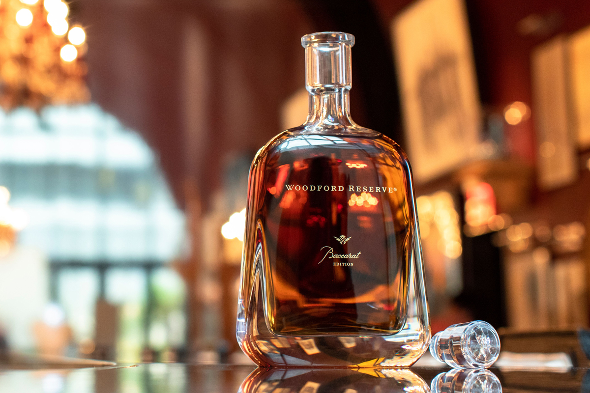 Teeling Blackpitts: Woodford Reserve Baccarat Edition