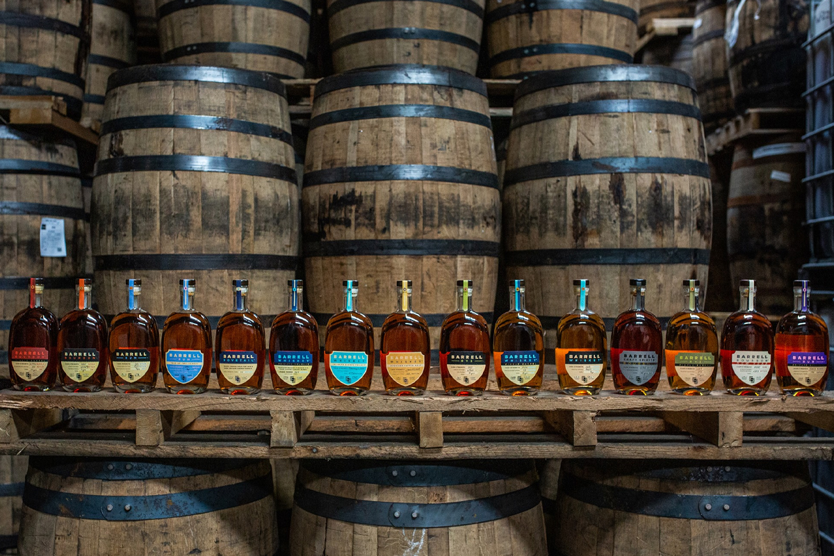 Barrell Craft Spirits: A lineup of releases