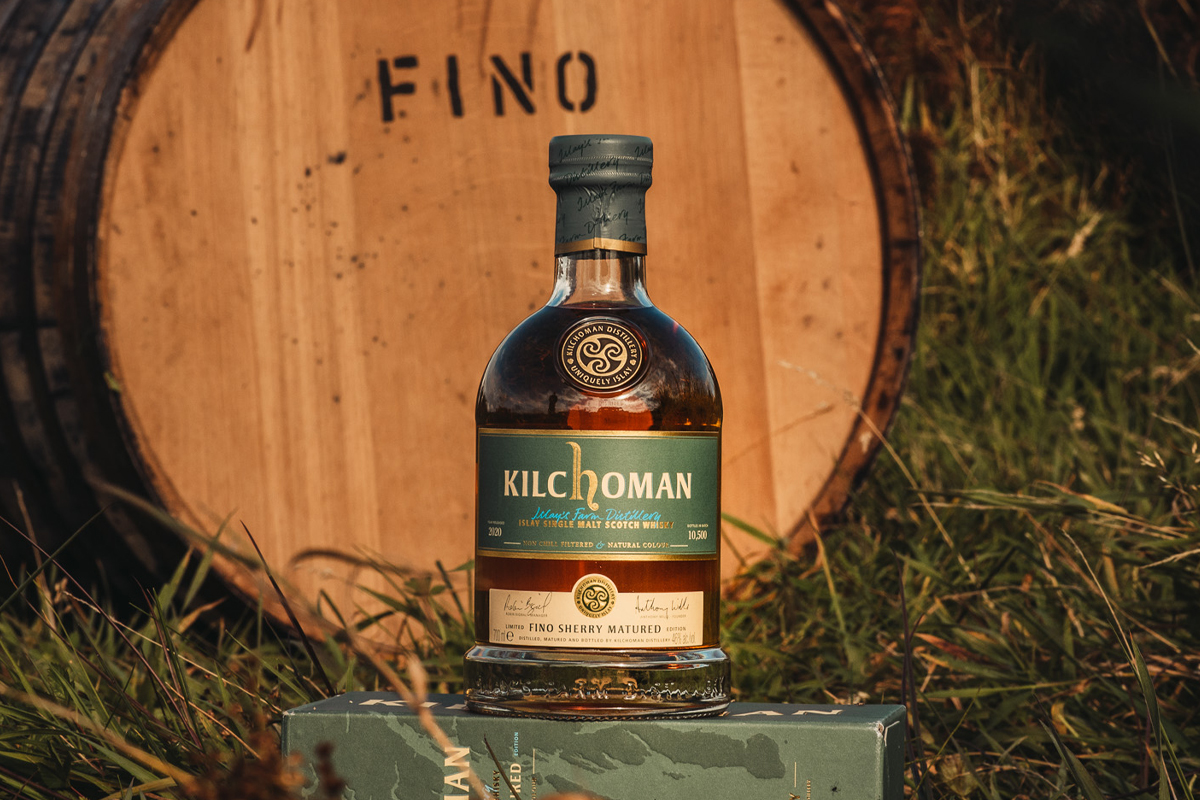Herradura Legend: Kilchoman Fino Sherry Matured