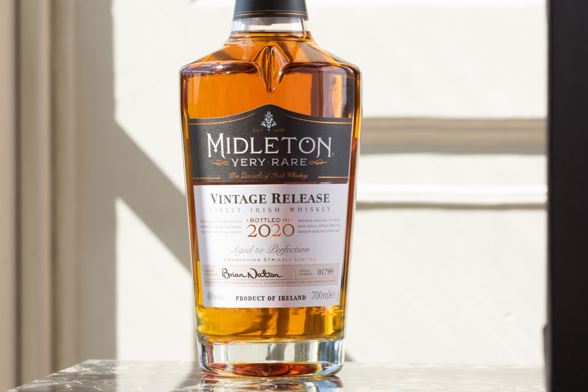 Herradura Legend: Midleton Very Rare 2020