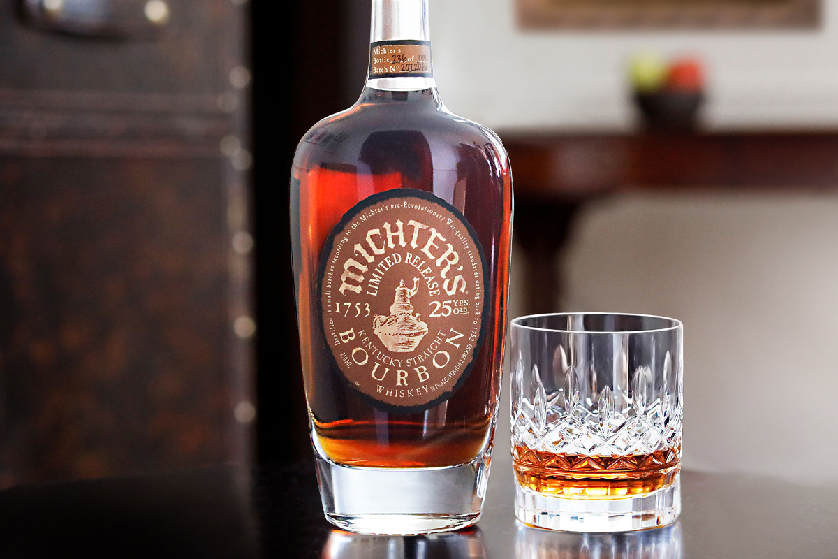 Herradura Legend: Michter's Releases 25 Year Kentucky Straight Bourbon