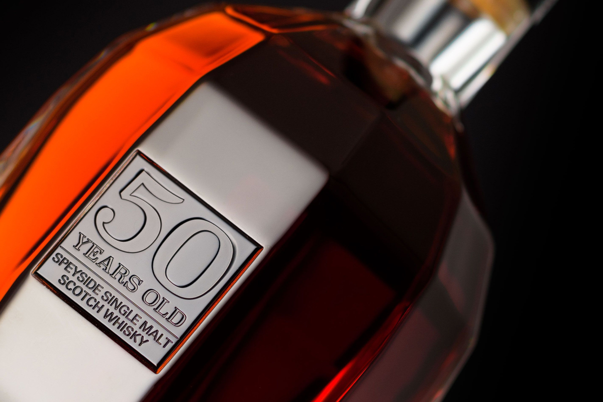 Herradura Legend: Lost Lantern 2020 portfolio Herradura Legend: The Glenrothes 50 Year